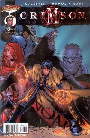 Crimson # 8 Issues