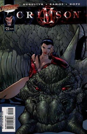Crimson # 21 Issues