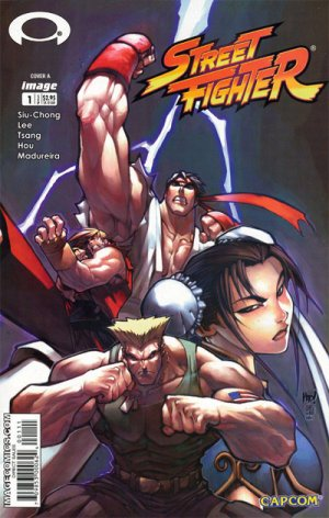 Street Fighter édition Issues V2 (2003 - 2005)