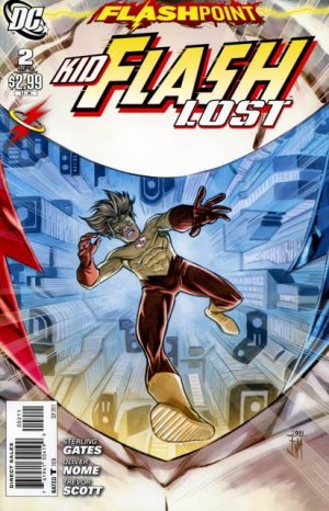 Flashpoint - Kid Flash Lost # 2 Issues