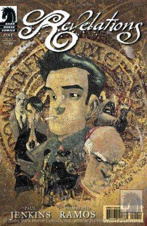 Révélations édition Issues (2005 - 2006)