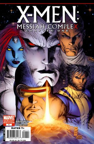 X-Men - Le Complexe du Messie # 1