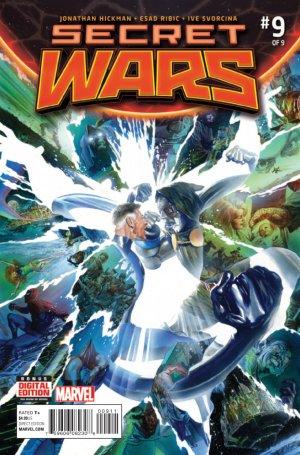 Secret Wars # 9 Issues V1 (2015 - 2016)