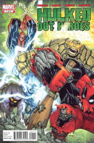 Hulked Out Heroes édition Issues