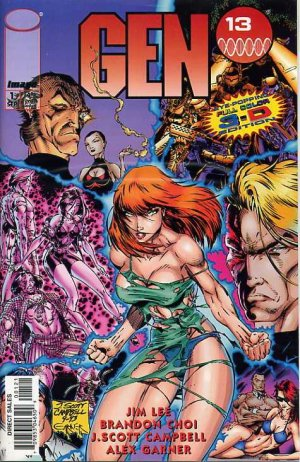 Gen 13 édition Issues V1 (1994)
