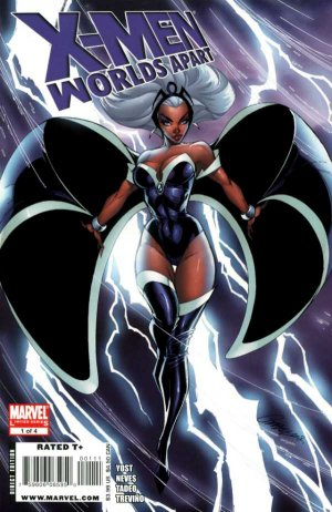 X-Men - Worlds Apart édition Issues (2008 - 2009)