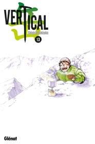 couverture, jaquette Vertical 13  (Glénat Manga)