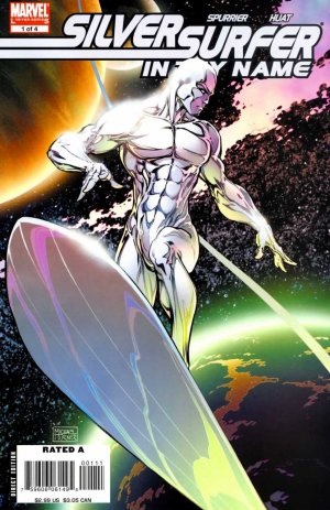 Silver Surfer - In Thy Name édition Issues (2007 - 2008)