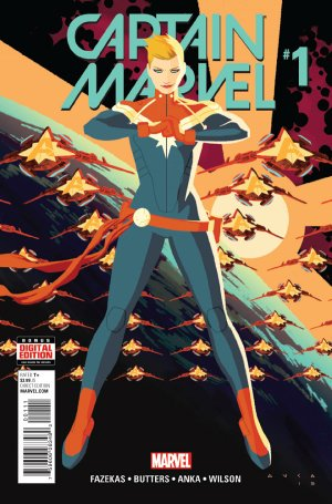 Captain Marvel édition Issues V10 (2016 - 2017)