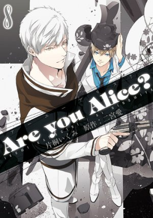 couverture, jaquette Are You Alice? 8  (Ichijinsha)