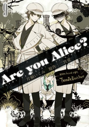 couverture, jaquette Are You Alice? 9  (Ichijinsha)