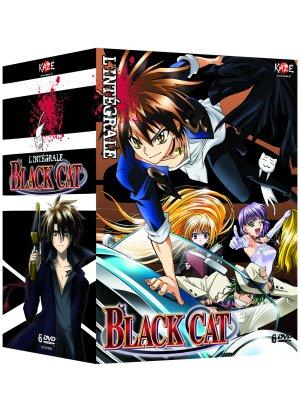 Black Cat édition Intégrale