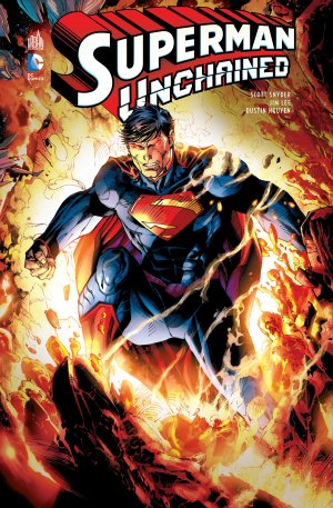 Superman Unchained # 1 TPB hardcover (cartonnée)