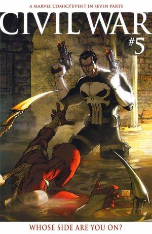 Civil War # 5 Issues V1 (2006)