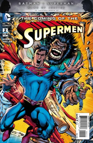 Superman - The Coming of the Supermen # 2 Issues