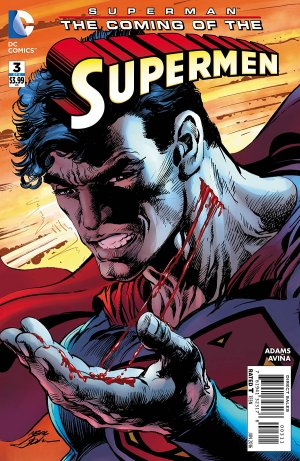 Superman - The Coming of the Supermen # 3 Issues