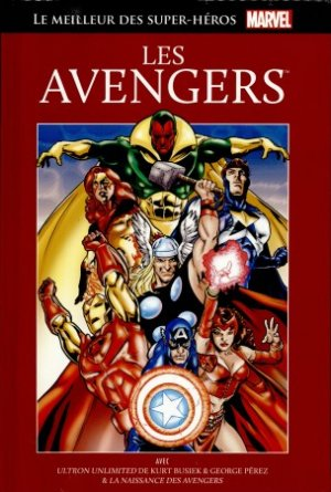 Le Meilleur des Super-Héros Marvel édition TPB hardcover (cartonnée)