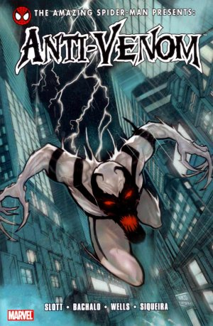 Anti-Venom - New Ways To Live # 1 TPB Softcover (souple)