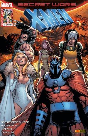 Secret Wars - X-Men 2