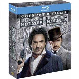 Sherlok Holmes - Coffret deux films édition Coffret 2 films