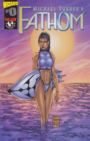 Michael Turner's Fathom édition Issues V1 (1998 - 2003)