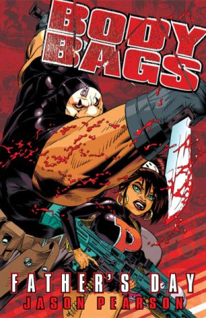 Body Bags édition TPB softcover (souple)