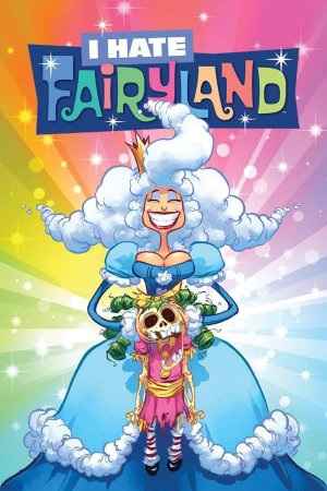 I Hate Fairyland # 4 Issues V1 (2015 - Ongoing)