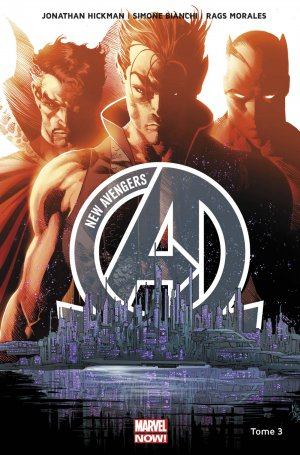 New Avengers # 3 TPB Hardcover - Marvel Now! - Issues V3