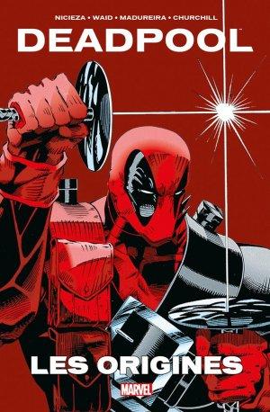 Deadpool - Les origines édition TPB hardcover (cartonnée)