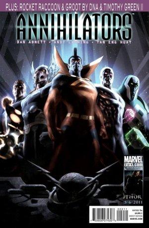 Annihilators # 2 Issues (2011)