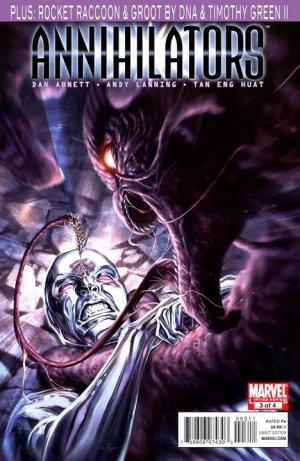 Annihilators # 3 Issues (2011)