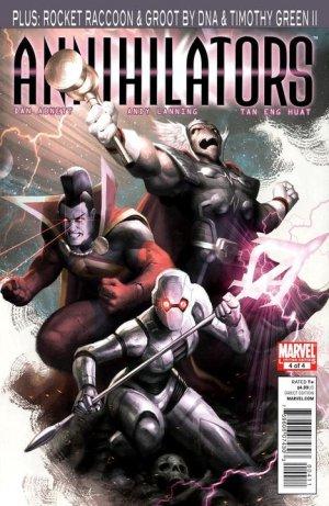 Annihilators # 4 Issues (2011)