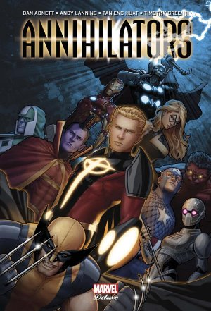 Annihilators édition TPB Hardcover - Marvel Deluxe