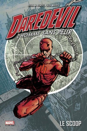 Daredevil # 1 TPB Softcover - Marvel Select - Issues V2 (Bendis)