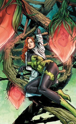 Poison Ivy - Cycle of life and death # 1 Issues