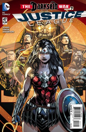 Justice League # 47 Issues V2 - New 52 (2011 - 2016)