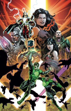 Justice League # 48 Issues V2 - New 52 (2011 - 2016)