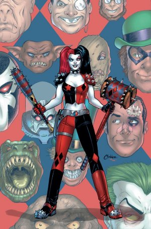 Harley Quinn # 24 Issues V2 (2013 - 2016)