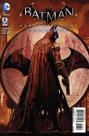 Batman - Arkham Knight - Genesis # 6 Issues (2015 - 2016)