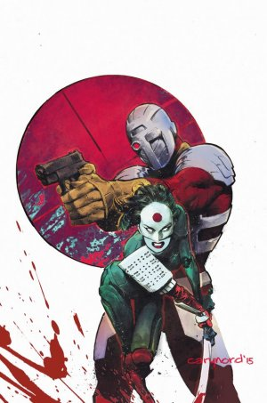 Suicide Squad Most Wanted - Deadshot & Katana édition Issues (2016)