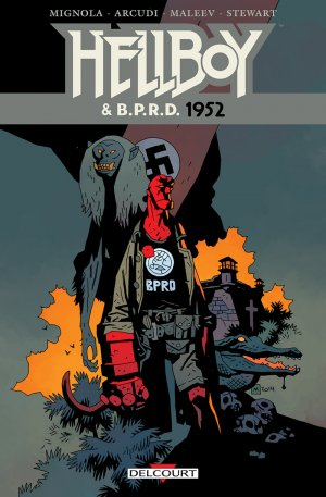 Hellboy and the B.P.R.D. T.1