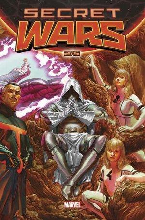Secret Wars - Marvel Zombies # 2 Coffret
