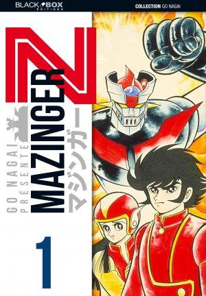 Mazinger Z édition Simple