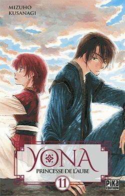 Yona, Princesse de l'aube T.11