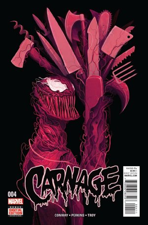 Carnage # 4 Issues V2 (2015 - 2017)