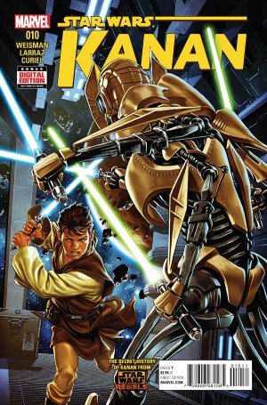 Star Wars - Kanan # 10 Issues V1 (2015 - 2016)