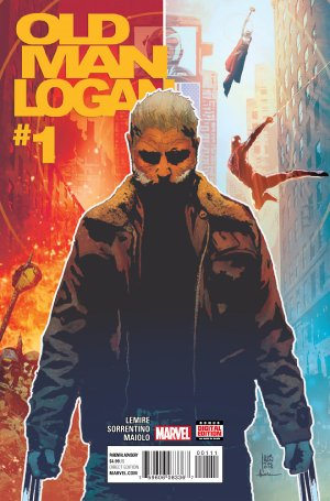 Old Man Logan édition Issues V2 (2016 - 2018)