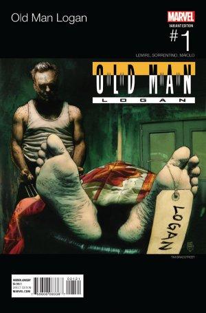 Old Man Logan # 1
