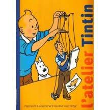 L'atelier de Tintin édition Limitée