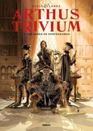 Arthus Trivium édition Deluxe